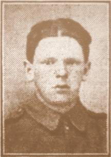 Private Frank Brown