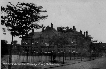 The Military Hospital in Manchester