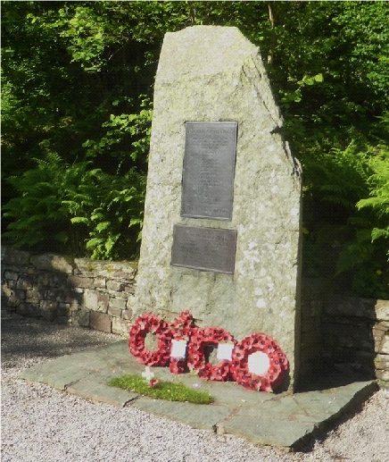 Patterdale War Memorial Photo © Rob Shephard