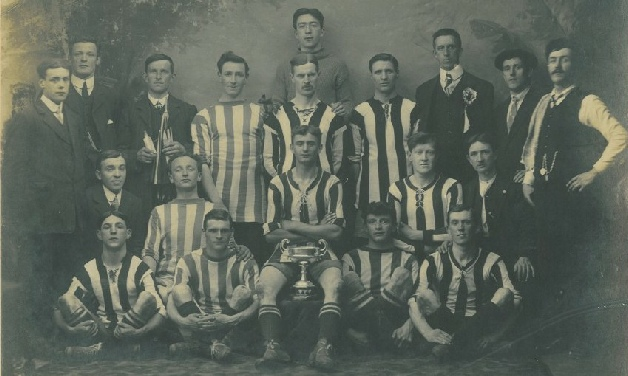 Ullswater Football Team April 1914