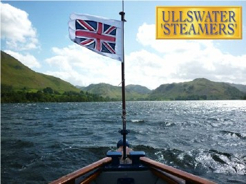 Ullswater Steamers - Photo © Rob Shephard