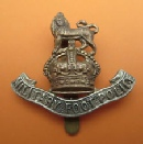 Military Foot Police Cap Badge