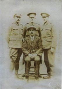 Laurence, John, William and Henry Graham